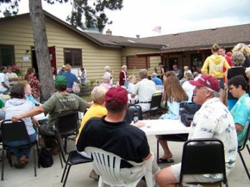 <p>2018 Annual Community Picnic </p>